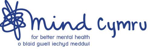 Mind Cymru logo