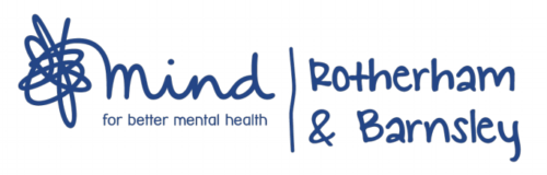 Rotherham and Barnsley Mind logo