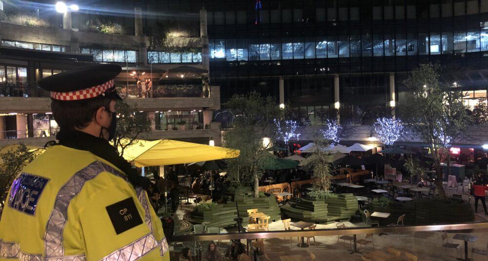 Credit City London Police