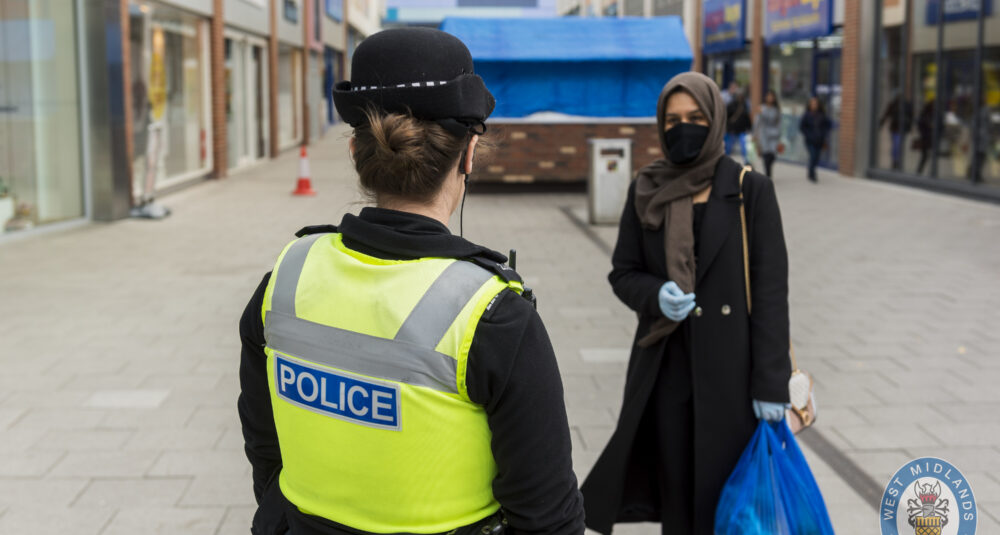 Credit West Midlands Police