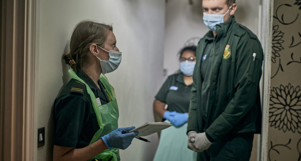 Credit: London Ambulance Service